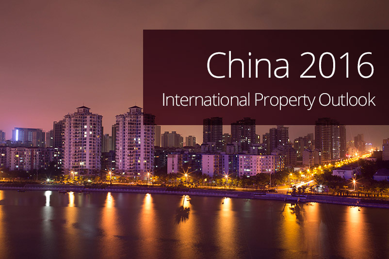 China 2016 International Property Outlook