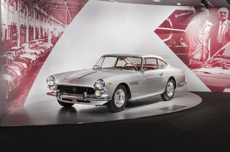 Great Ferraris – History and Timeline
