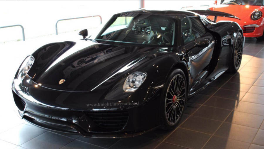Porsche 918 Spyder For Sale >> Porsche 918 Spyder