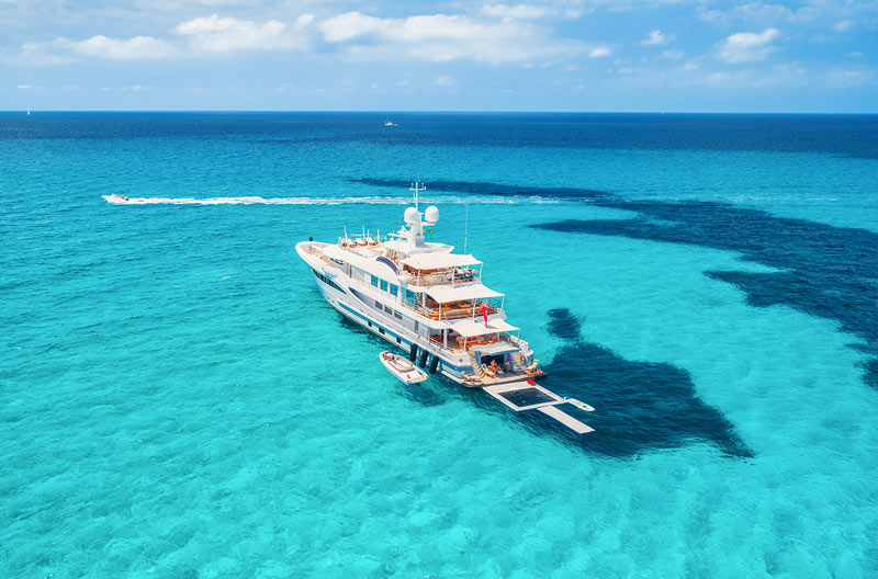 Summertime on the Sea – MillionPlus Yachts